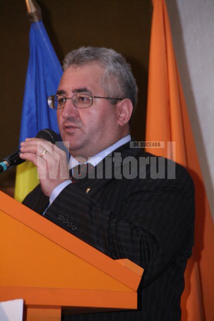 Lungu: Am convingerea că putem să ne prezentăm cu demnitate în faţa sucevenilor în anul 2012