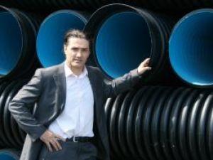 Preşedintele şi managerul SAMI PLASTIC, Riccardo Giannini