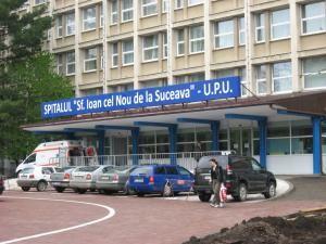 Spitalul Judeţean de Urgenţă va trece în subordinea Consiliului Judeţean