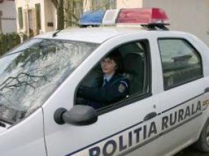 Agentul Mihaela Paraschiva Trandafir a fost lovita cu pumnul în faţă