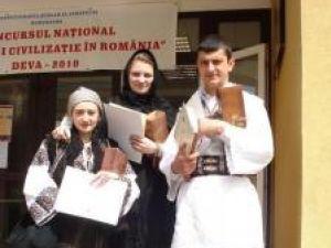 """Performanţă: Colegiul """"Dragoş Vodă"""", locul I pe ţară la concursul """"Cultură şi Civilizaţie în România"""""""