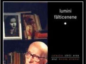 """Pagina de carte: Eugen Dimitriu: """"Lumini fălticenene"""""""