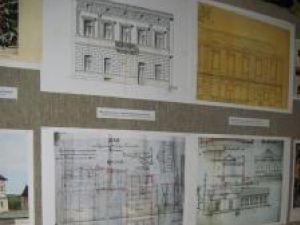 Planuri şi fotografii care conturează profilul urban al Sucevei de altădată