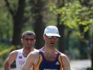 Silviu Casandra a câştigat al 32-lea titlu de campion din carieră, în concursurile de marş