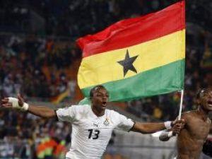 Bucuria ghanezilor