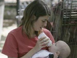 Sofia Coppola a născut o fetiţă