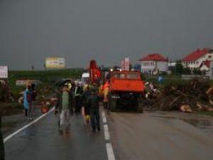 Bilanţul oficial al pierderilor şi distrugerilor provocate de apă