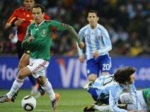 Argentina a învins Mexicul