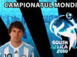Campionatul Mondial de Fotbal la Suceava!