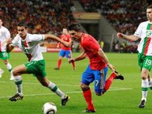Reprezentativa Spaniei, campioana europeană en-titre a învins, marţi, cu scorul de 1-0 (0-0), selecţionata Portugaliei