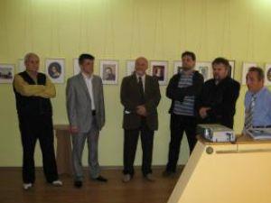Deschiderea Galeriei Taras Sevcenko, aniversarea Zilei Constituţiei Ucrainei şi lansare de carte la sediul UUR-Ţinutul Bucovina