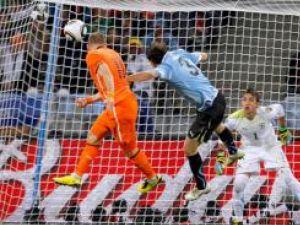 După un meci spectaculos, olandezii s-au bucurat nebuneşte pentru calificarea în finala Cupei Mondiale