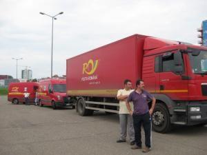 Poşta Română a strâns opt tone de ajutoare pentru sinistraţii suceveni