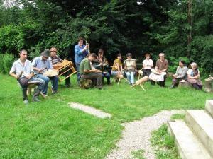 Meşterii populari din tabăra de la Păltinoasa