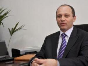 Vicepreşedintele Consiliului Judeţean Daniel Cadariu