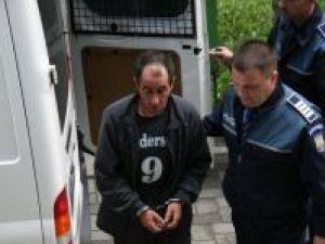 Ion Chiţoi, în ziua în care a fost arestat preventiv