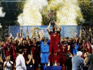 Clujenii au cucerit al treilea trofeu din acest an