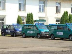 Până la finele lui 2010 IJPF va dispune de aproape o sută de autoturisme noi