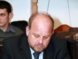 Primarul Aurel Olărean