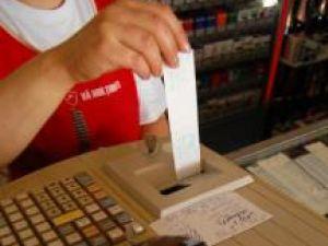 Măsura are scopul de a-i încuraja pe consumatori să ceară bonuri fiscale pentru toate produsele care se vând în România. Foto: Gazeta de Sud