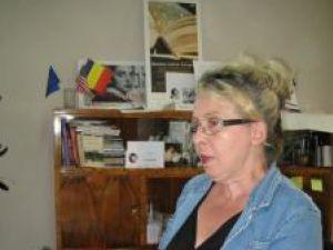 Scriitoarea şi publicista suceveană Angela Furtună