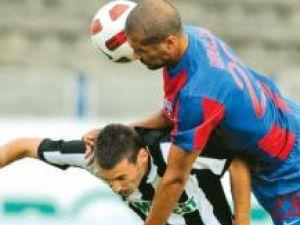 Steaua a învins Clujul după ce a fost condusă pe tabela de marcaj