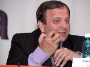 Preşedintele CJ, Gheorghe Flutur