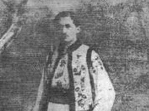 Sculptorul în lemn Ioan H. Sârghie