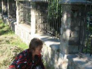"""Sorina Corduneanu """"Pe câinii ăştia îi cunosc. Nu pot să îi arunc. O să-i iau şi o să-i îngrop"""""""
