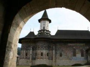 Realizare: Biserica Învierii de la Mănăstirea Suceviţa, inclusă de UNESCO în Lista Patrimoniului Mondial