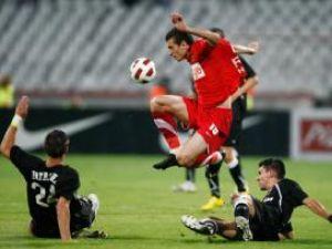 Dinamo şi Sportul au oferit un meci cu opt goluri