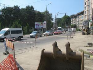 Lucrările ISPA de pe mijlocul bulevardului Ana Ipătescu trebuie realizate la o adâncime de peste şase metri