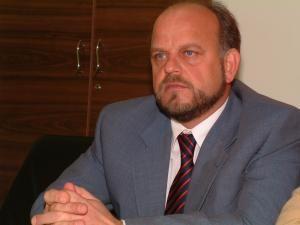 Primarul municipiului Rădăuţi, Aurel Olărean
