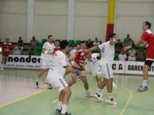 """Echipa de handbal a Universităţii Suceava a reuşit să câştige pentru al doilea an consecutiv trofeul memorial """"Mihai Mironiuc"""","""