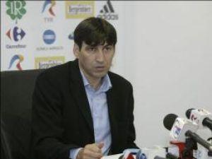 Piţurcă va fi prezent la meciul Craiovei cu Timişoara