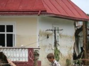 Din materialele de la Guvern se vor reconstrui 129 de case