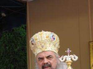 PF Daniel şi Gheorghe Flutur au discutat despre colaborarea dintre Biserică şi administraţie