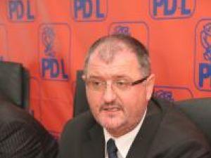 Prim-vicepreşedintele PD-L Suceava senatorul Orest Onofrei