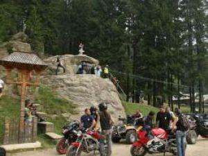 Cea de a patra întrunire Bukowina Motor Club Rădăuţi va include şi tradiţionala paradă moto până la Pasul Palma
