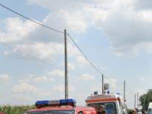 Tragic: Un tânăr mort, altul rănit, după o cursă nebună sfârşită într-un cap de pod