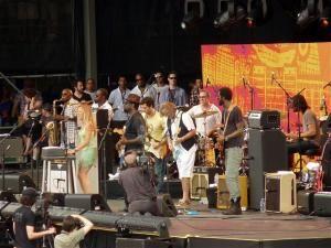 Eric Clapton, Sheryl Crow
