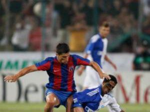 Steaua s-a impus la limită în meciul cu Grasshopper Zurich şi are şanse de calificare în grupele Ligii Europa