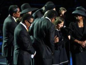 Părinţii lui Michael Jackson vor divorţa după o căsnicie de 60 de ani