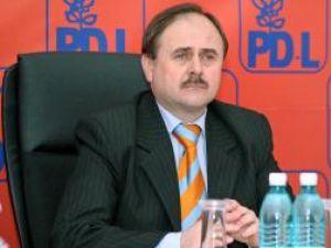 Vicepreşedintele Organizaţiei Judeţene Suceava a PD-L Niculai Barbă