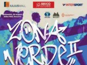 """Tabără de creaţie şi sport: """"Zona Verde"""", Festival Naţional de Artă şi Sporturi Urbane, ediţia a doua"""