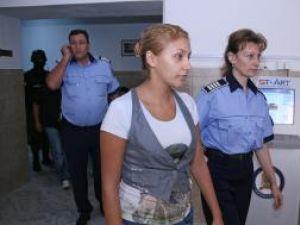 Prinţesa Ardealului era abătuta când a fost adusă la Tribunal cu propunere de arestare preventivă