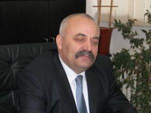"""Managerul Spitalului de Urgenţă """"Sfântul Ioan cel Nou"""" Suceava, Vasile Rîmbu"""