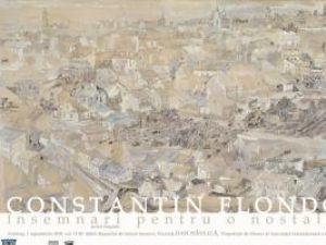 """Expoziţie: """"Însemnări pentru o nostalgie"""", la Complexul Muzeal Bucovina"""