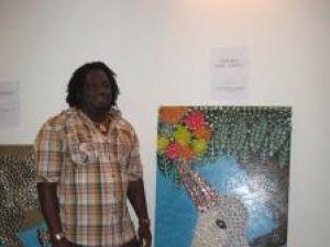 Dennis Spaine, din Sierra Leone, s-a stabilit din anul 2005 în Suceava