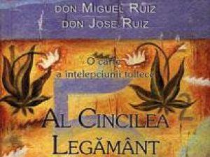 """Pagina de carte: Miguel Ruiz, Jose Ruiz: """"Al Cincilea Legământ"""""""